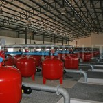 Fertigation plant